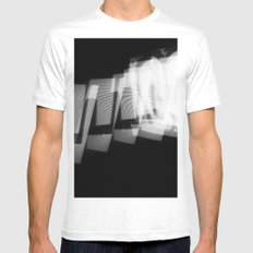 PhantasmagoriaII Mens Fitted Tee MEDIUM White