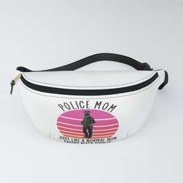 police mom except much cooler Fanny Pack