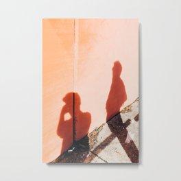 Atlanta Georgia - Shadows with Tim Lampe Metal Print