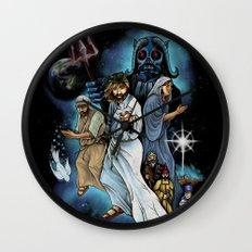 Jesus Christ Super StarWars Wall Clock