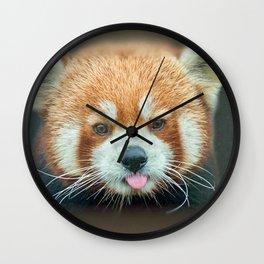 PANDA-RING TO ONE'S TASTE Wall Clock