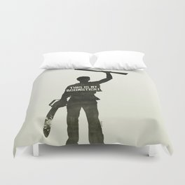 This is my Boomstick! Duvet Cover