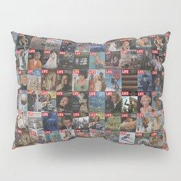 Life Magazine Pillow Sham