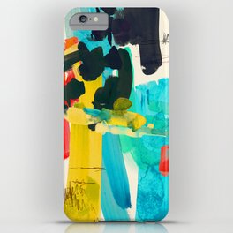 Lonely Water iPhone Case