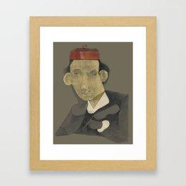 The Letter Framed Art Print