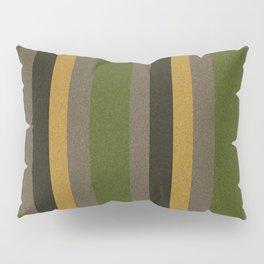 Cactus Garden Stripes 4V Pillow Sham