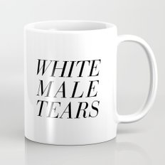 White Male Tears Mug