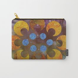 Crescents Carry-All Pouch
