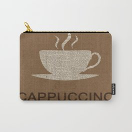 VINTAGE COFFEE  Pop Art Carry-All Pouch
