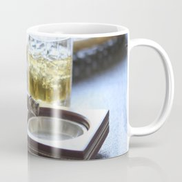 Cigar Time Coffee Mug
