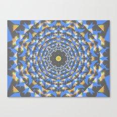 Confetti Cosmos Canvas Print