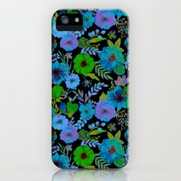 Flowers_105 iPhone Case