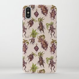 Mandrake Melodrama iPhone Case