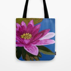 Queen of the pond Tote Bag