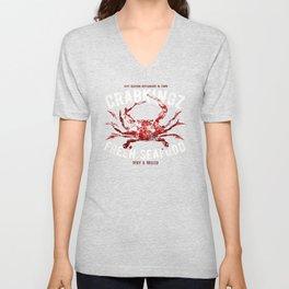 CrabKingz Unisex V-Neck