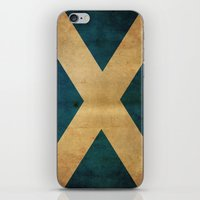 scotland iPhone & iPod Skins featuring Scotland by NicoWriter