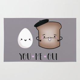 You, Me, Oui Rug