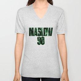 Maslow Jersey Unisex V-Neck