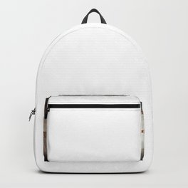 If you go home with somebody and they don't have books, don't fuck them. Backpack