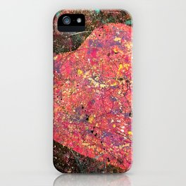 Heart To Heart 3 iPhone Case