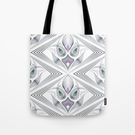 Art Deco 36 . Mystery 2. Tote Bag