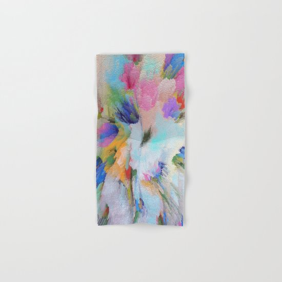 Abstract pattern 54 Hand & Bath Towel