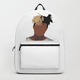 XXXTENTACION INSPIRED Print Backpack