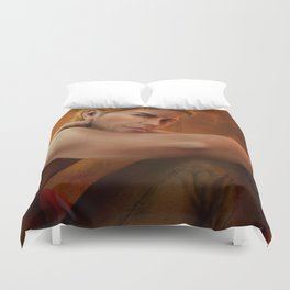 Dragon Age - Cullen - To work? Duvet Cover