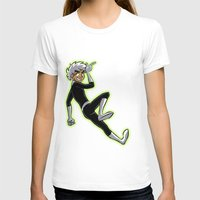 danny haas T-shirts featuring Danny Phantom by Minty Art