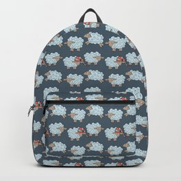 Counting Sheet - Doodle Children Pattern Backpack