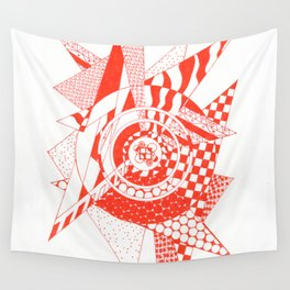 Ember Wall Tapestry