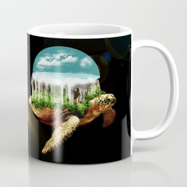 The great A Tuin Coffee Mug