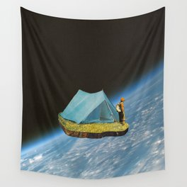 Space camp Wall Tapestry