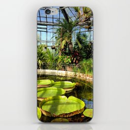 GREEN PARADISE iPhone Skin