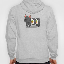 French bulldog maki sushi Hoody