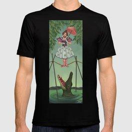 Disquieting Metamorphosis - Haunted Mansion T-shirt