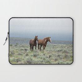 Wild Horses - Steens No. 1 Laptop Sleeve