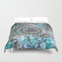 Tidal Shift Duvet Cover