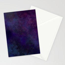 The Sky is Velvet Stationery Cards