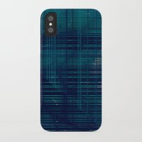 moss iPhone & iPod Cases featuring MOSS by Mike Maike