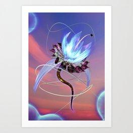 Bota V3 Art Print