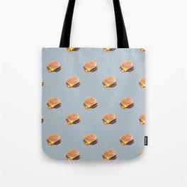 Double Cheeseburger, Plain Tote Bag