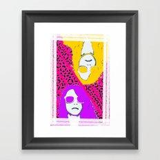 Frame the FAME - Shirane Framed Art Print