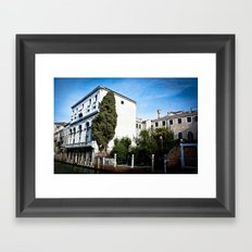 Fondaco dei Veneto Framed Art Print