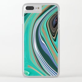 Lift me up Clear iPhone Case