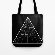 Wizard No Heart Logo Tote Bag