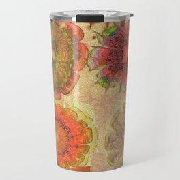 Nonpacificatory Structure Flowers  ID:16165-075207-87310 Travel Mug