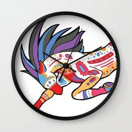 Native Spirit Wall Clock