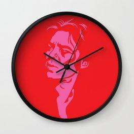 ...get the horns Wall Clock