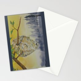 Abandoned Home Stationery Cards